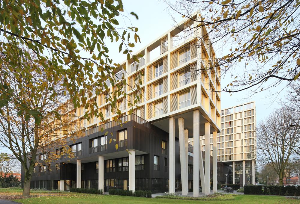 Woonzorgcentrum Landrijt in Eindhoven
