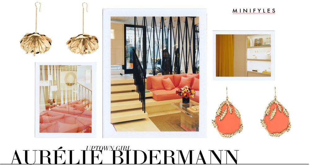 Aurelie Bidermann New York Uptown store