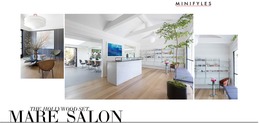 Mare Salon- LA