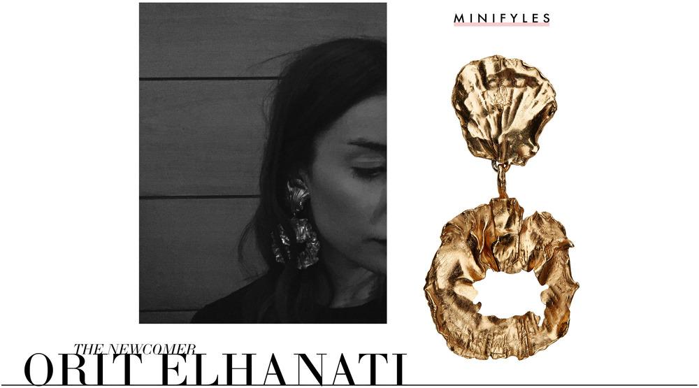 Orit Elhanati jewelry