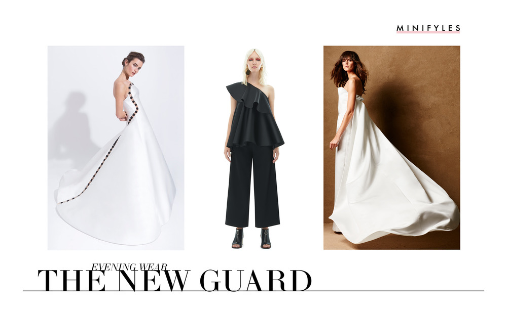 New Evening Wear Designers: Caroline Hayden, Elizabeth Kennedy ...
