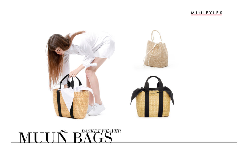 Muuñ bags