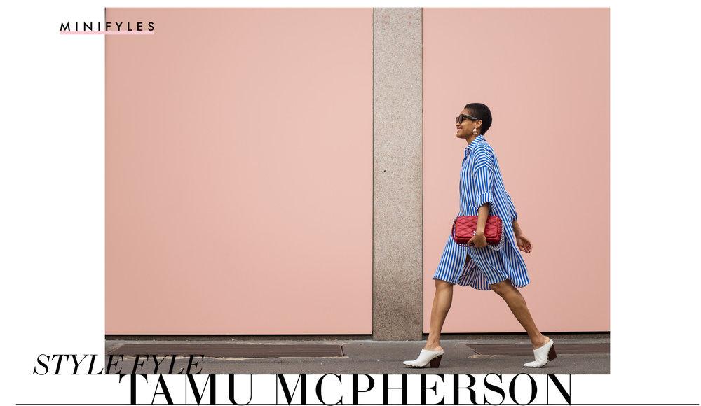 Tamu McPherson