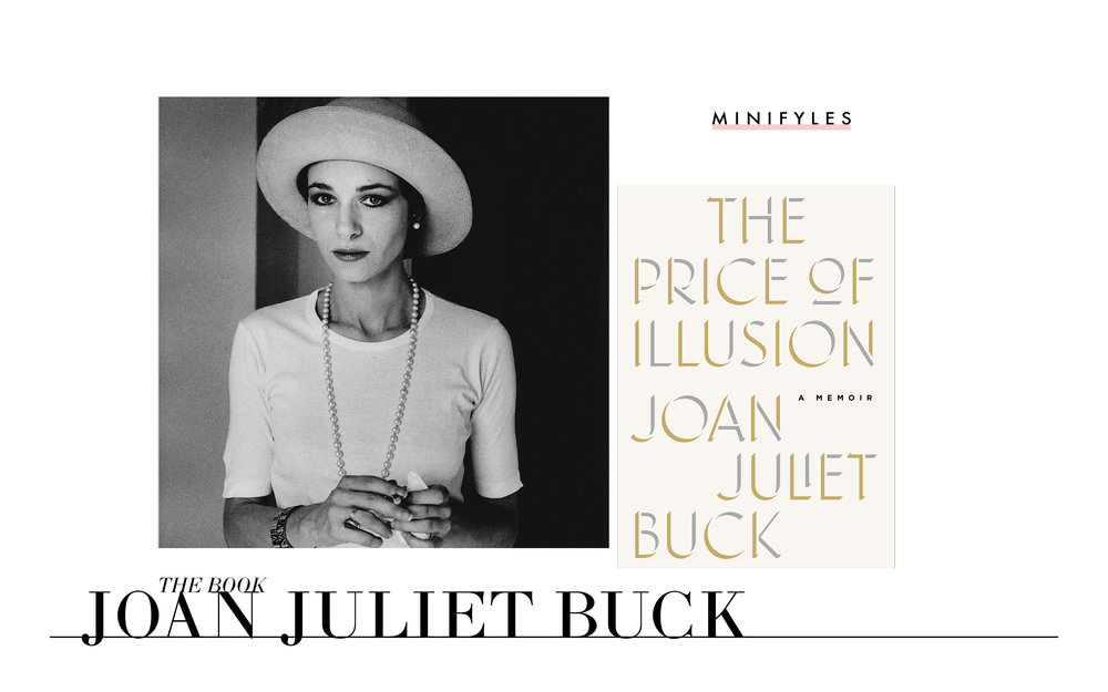 Joan Juliet Buck- The Price of Illusion