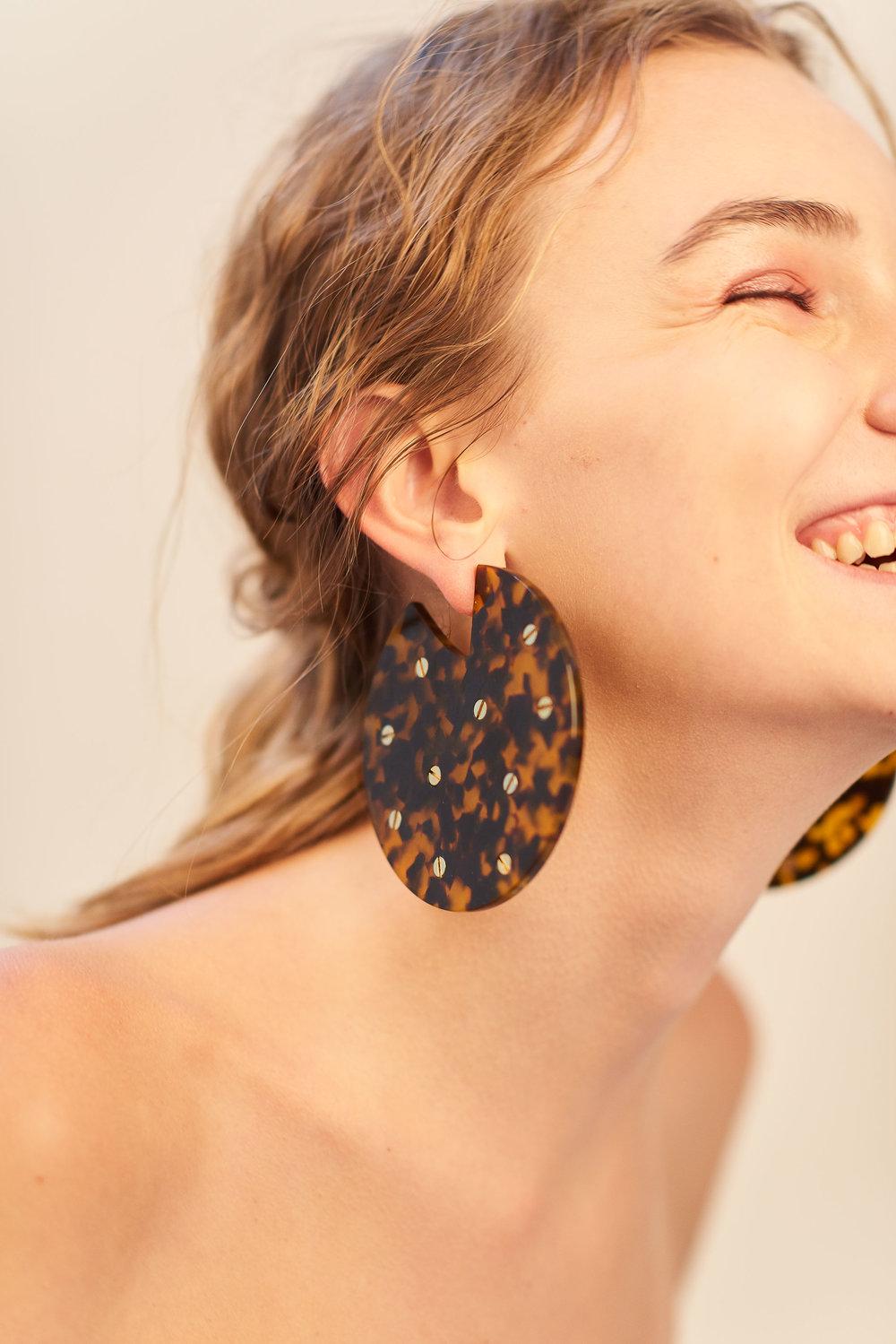 Vanda Jacintho earrings