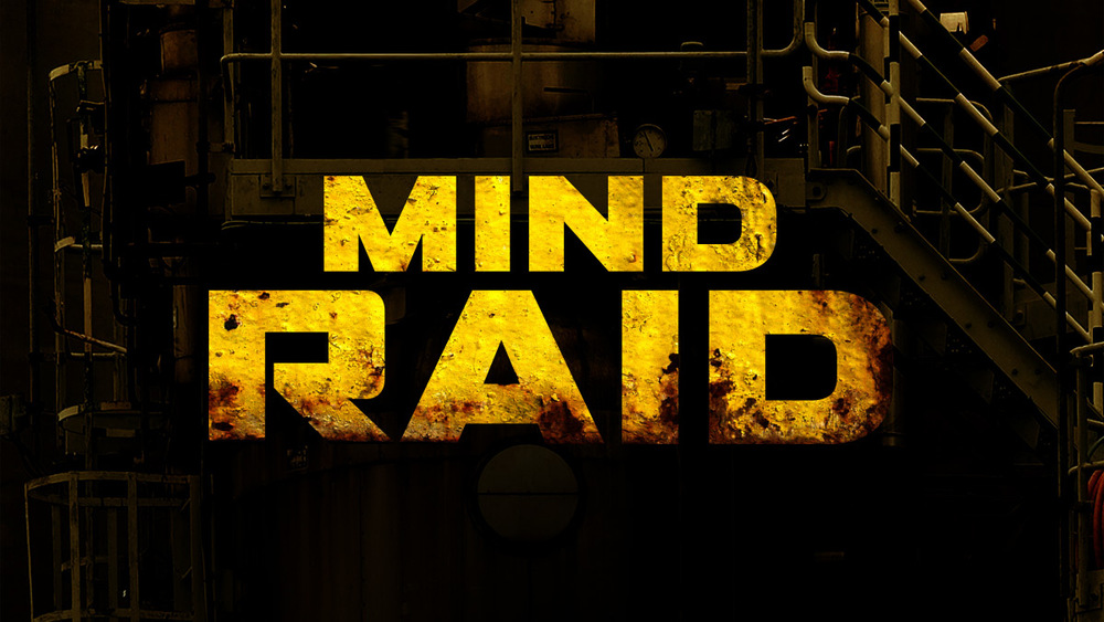 Mind Raid  (in pre-production)  Re-Live or die   more