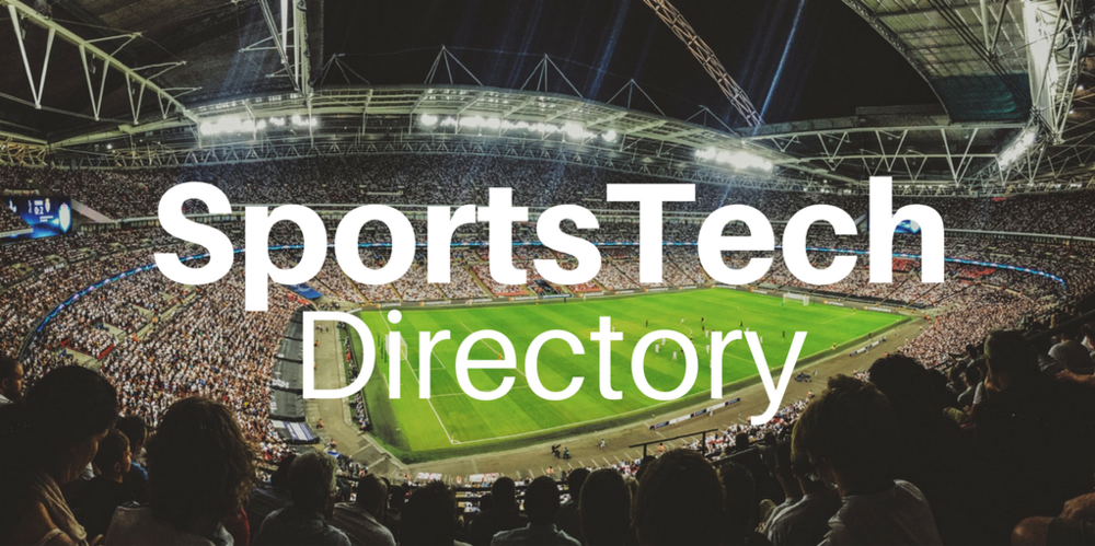 The Sports Tech Startup Directory — Zac Glover