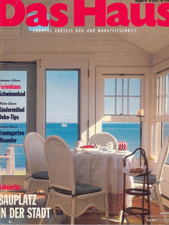 1991 Das Haus _Cover.jpg