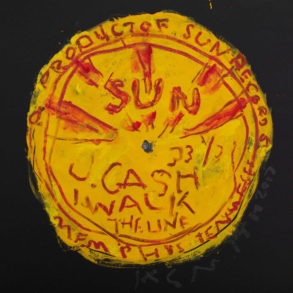Johnny Cash / I walk the line
