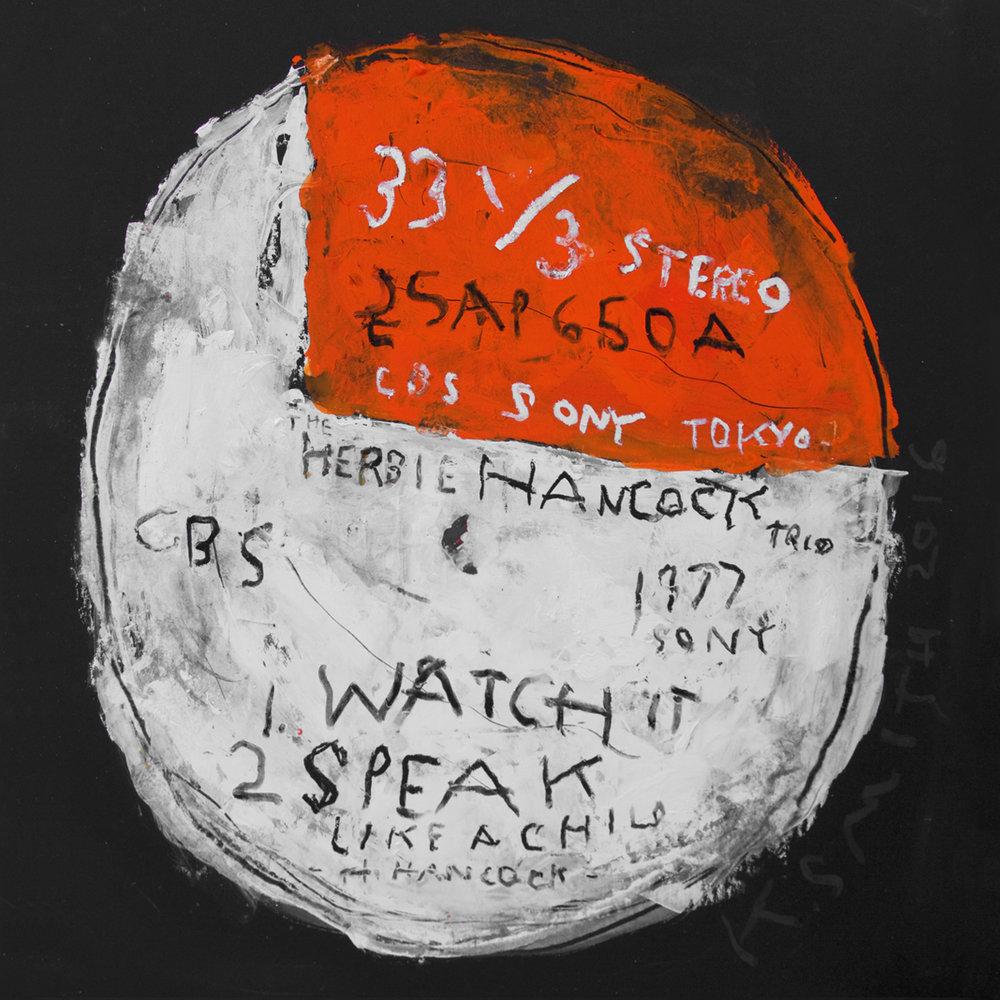 The Herbie Hancock Trio / side 1