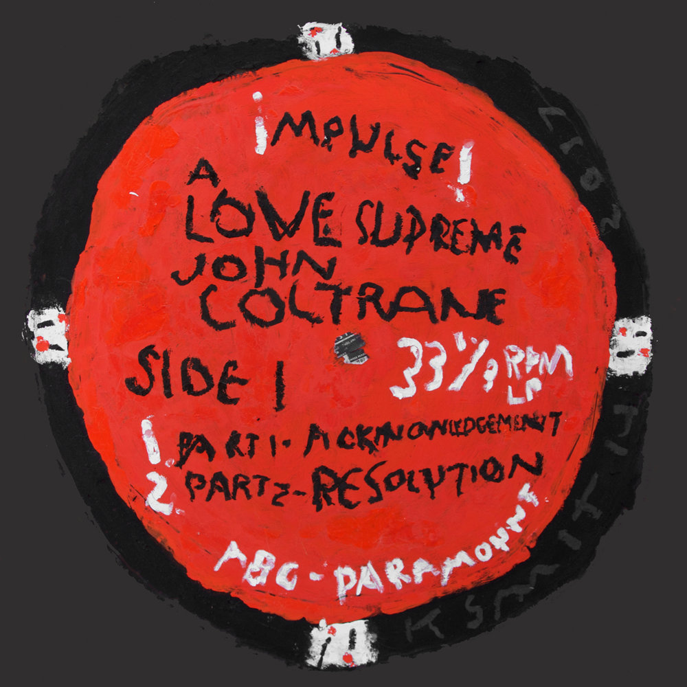 John Coltrane / A love supreme