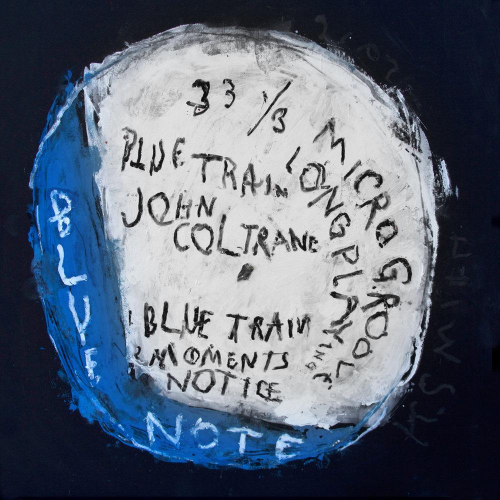 John Coltrane / Blue Train / side 1