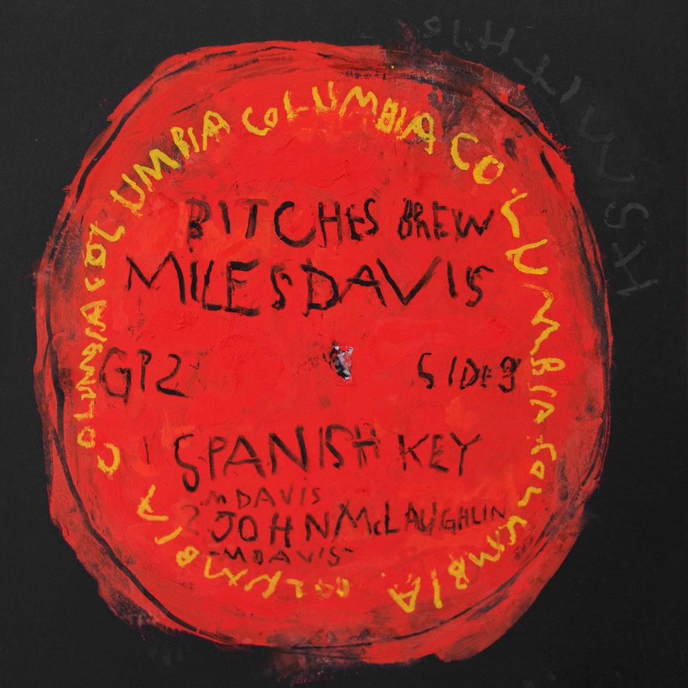 Miles Davis / Bitches Brew / side 3