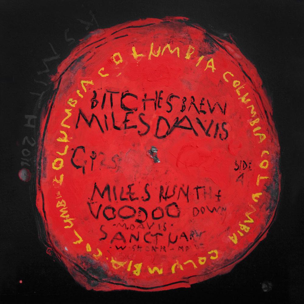 Miles Davis / Bitches Brew / side 4