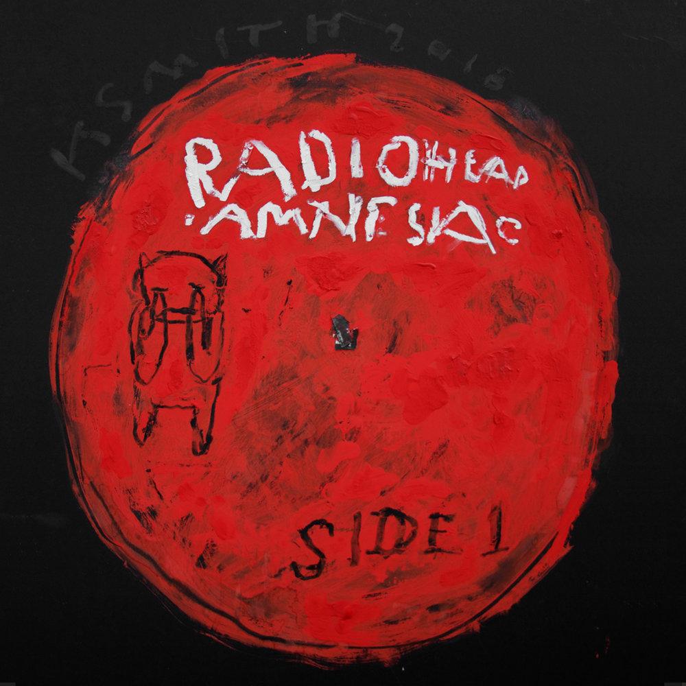 Radiohead / Amnesiac #1