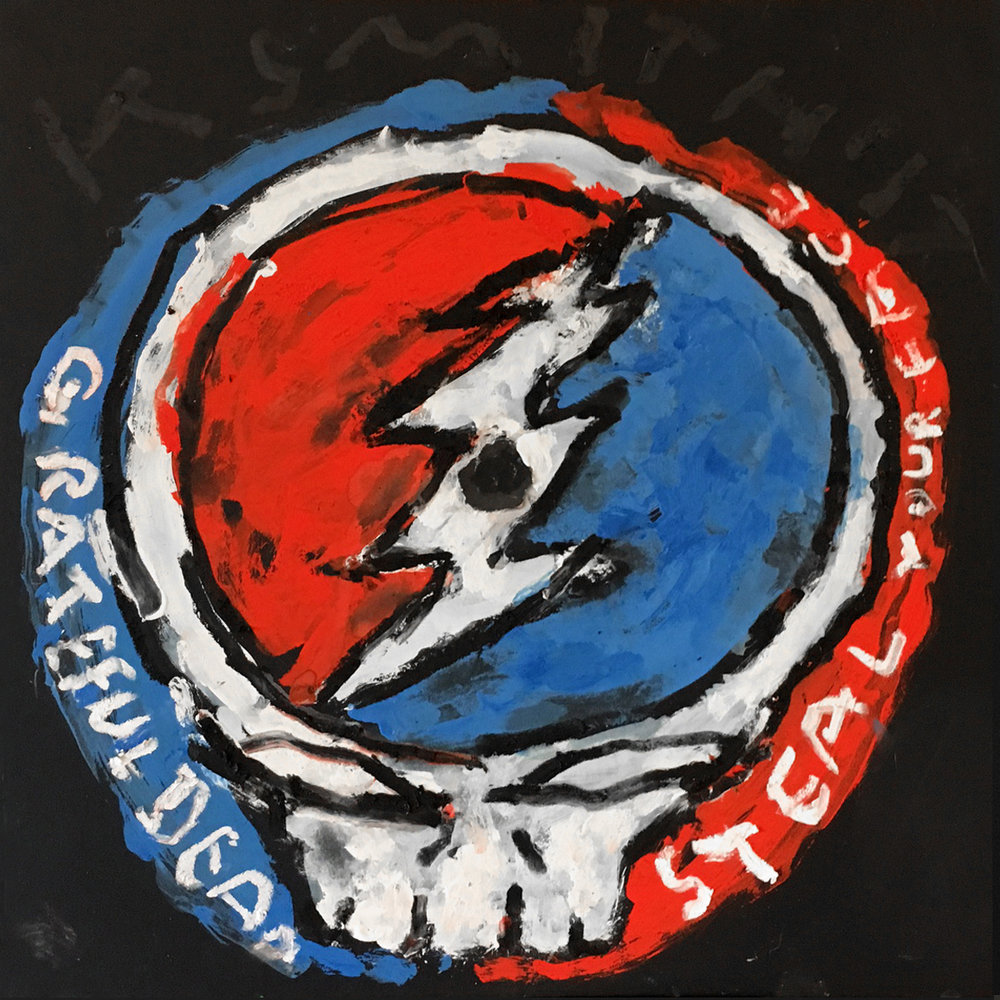 Grateful Dead / Steal your face