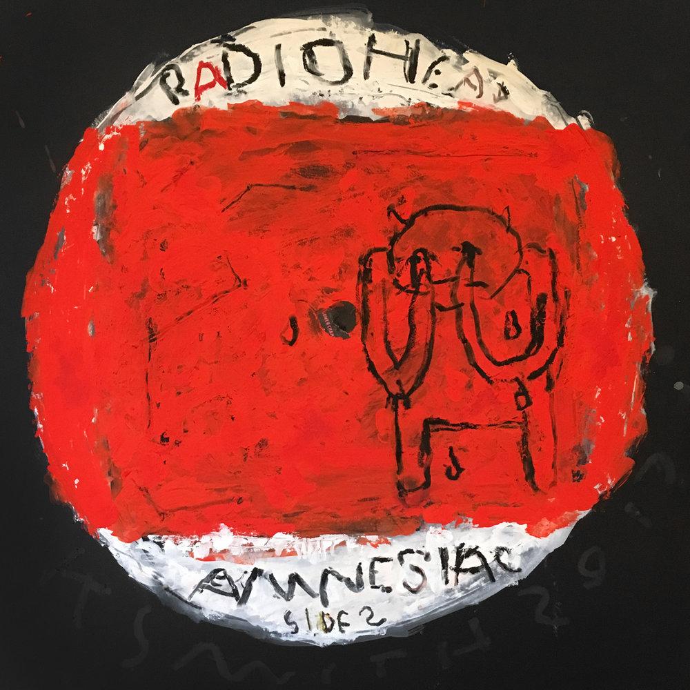 Radiohead / Amnesiac #5