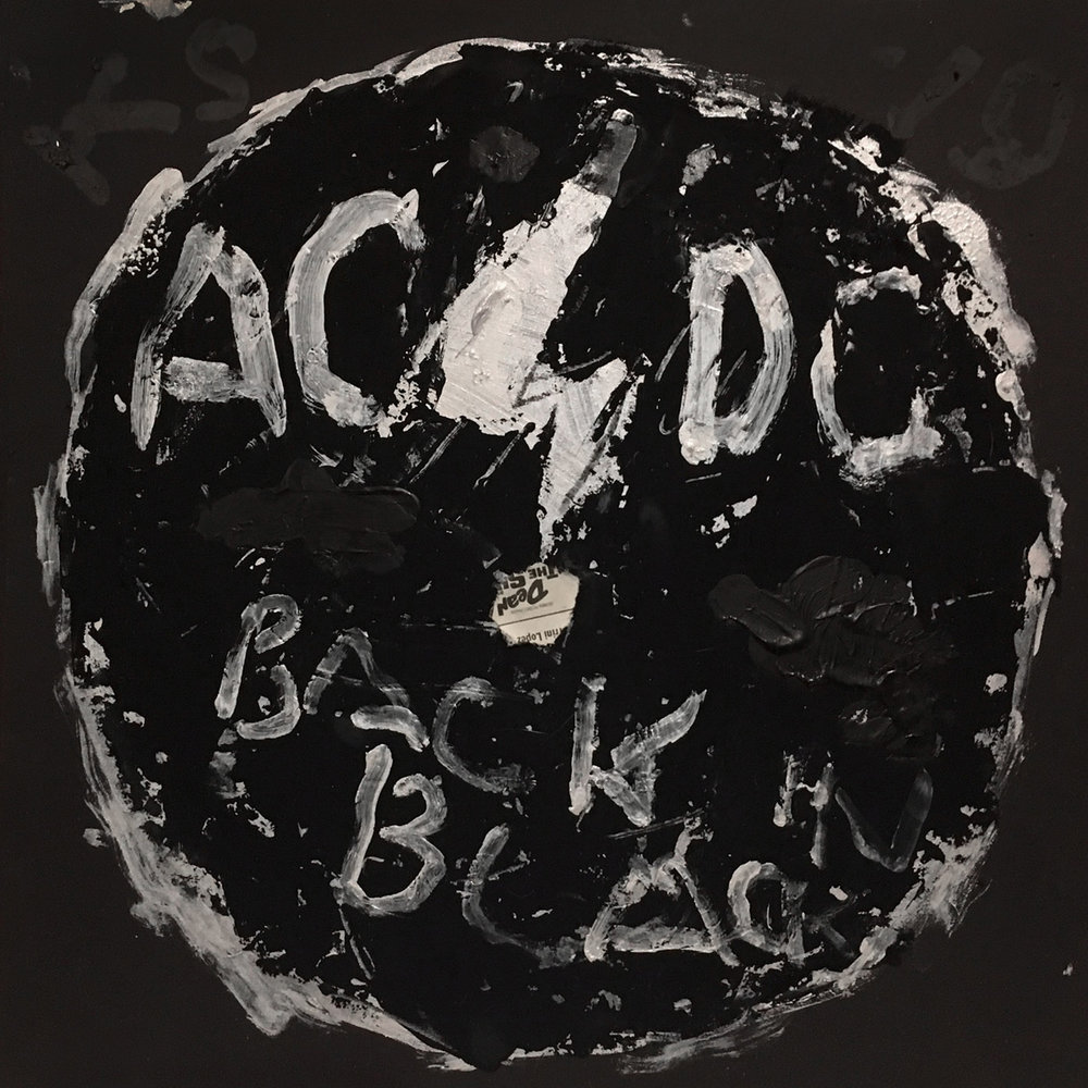 AC-DC / Back in black