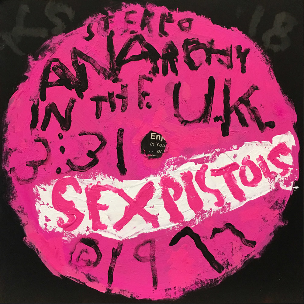 Sex Pistols / Anarchy in the UK