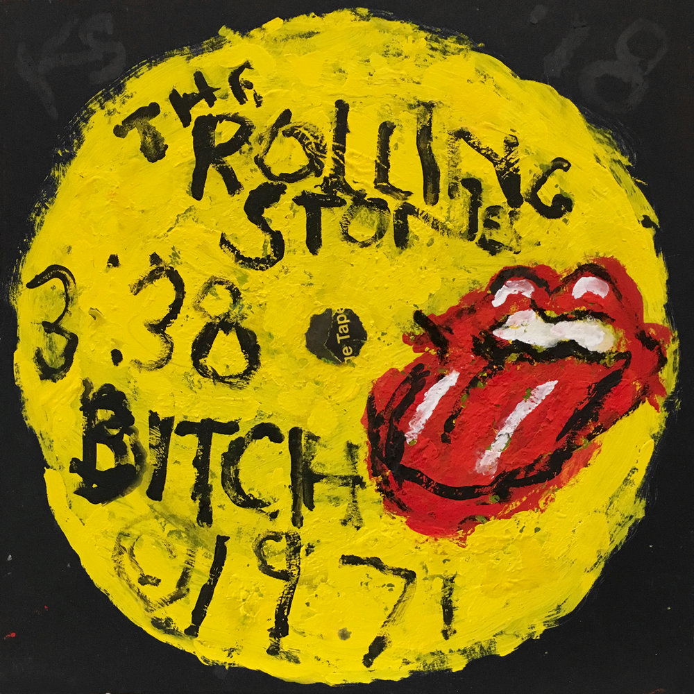 Rolling Stones / Bitch