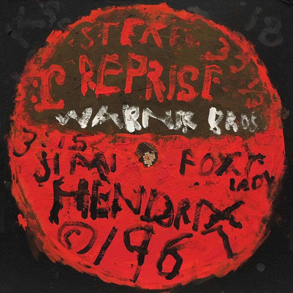 Jimi Hendrix / Foxy Lady