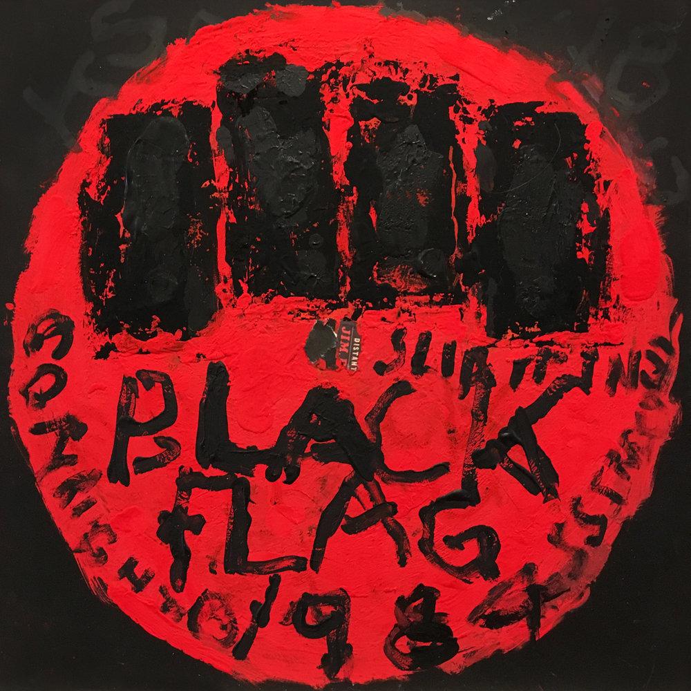 Black Flag / Slip it in