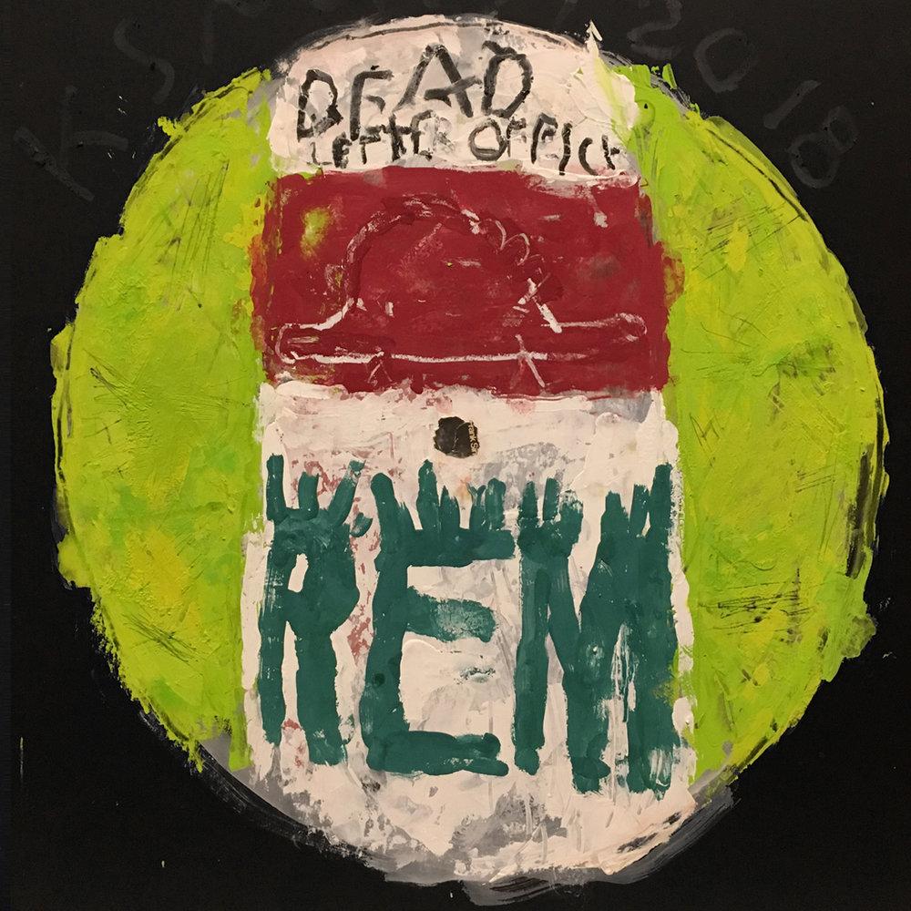 R.E.M. / Dead letter office
