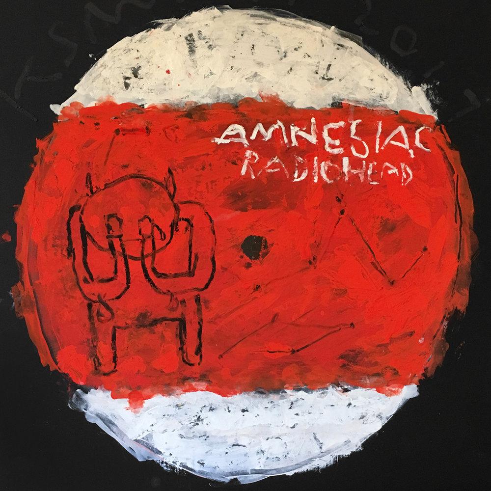 Radiohead / Amnesiac #3