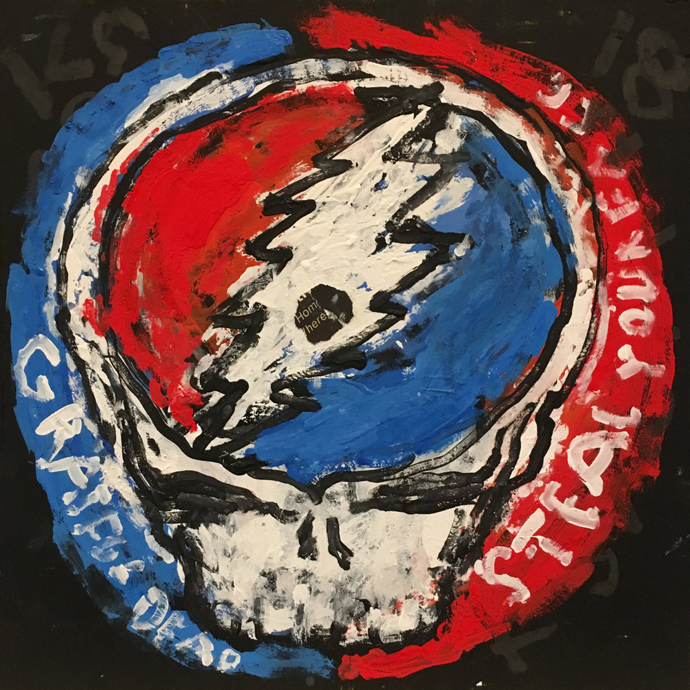 Grateful Dead / Steal your face #4