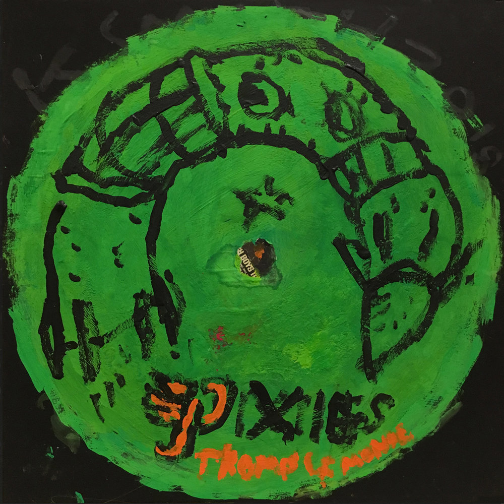 The Pixies / Trompe Le Monde