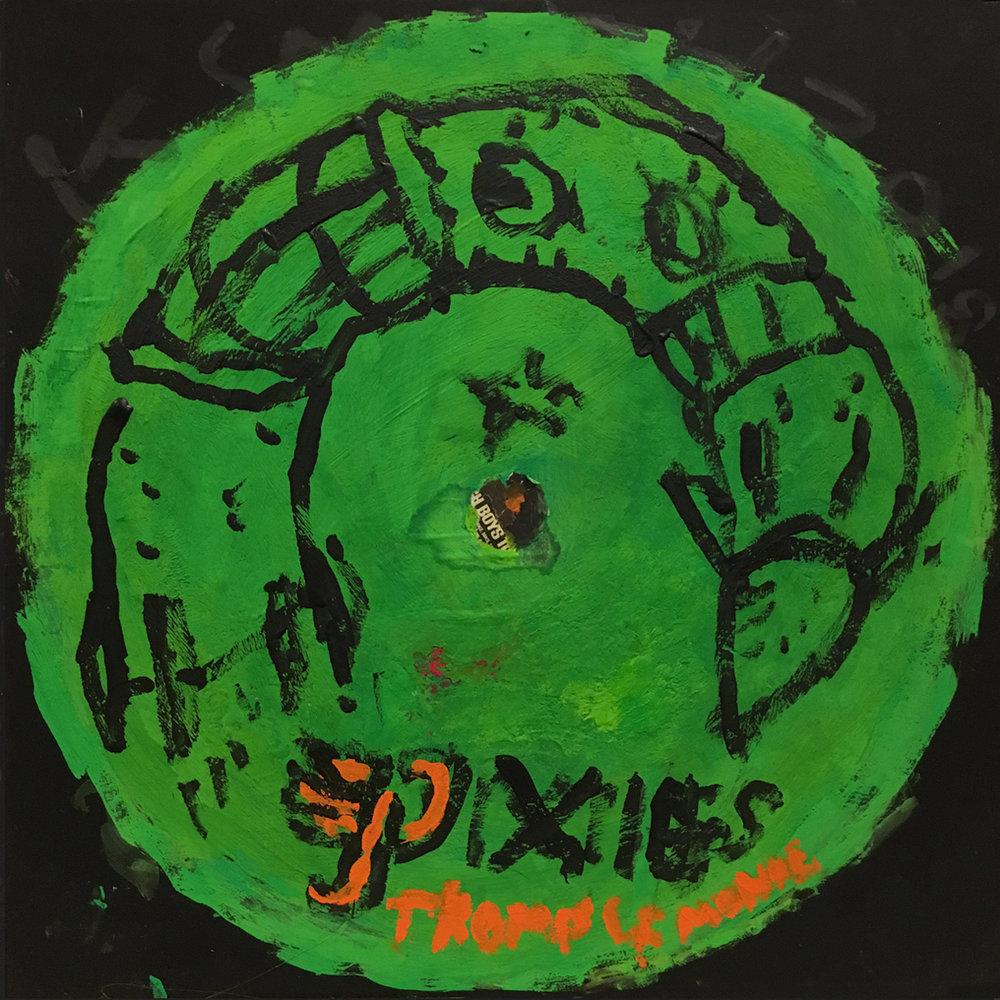 The Pixies / Trompe Le Monde
