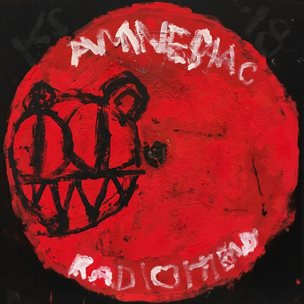 Radiohead / Amnesiac #8