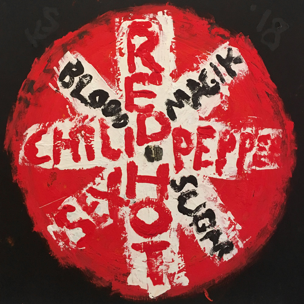 Red Hot Chili Peppers / Blood sugar sex magic #3
