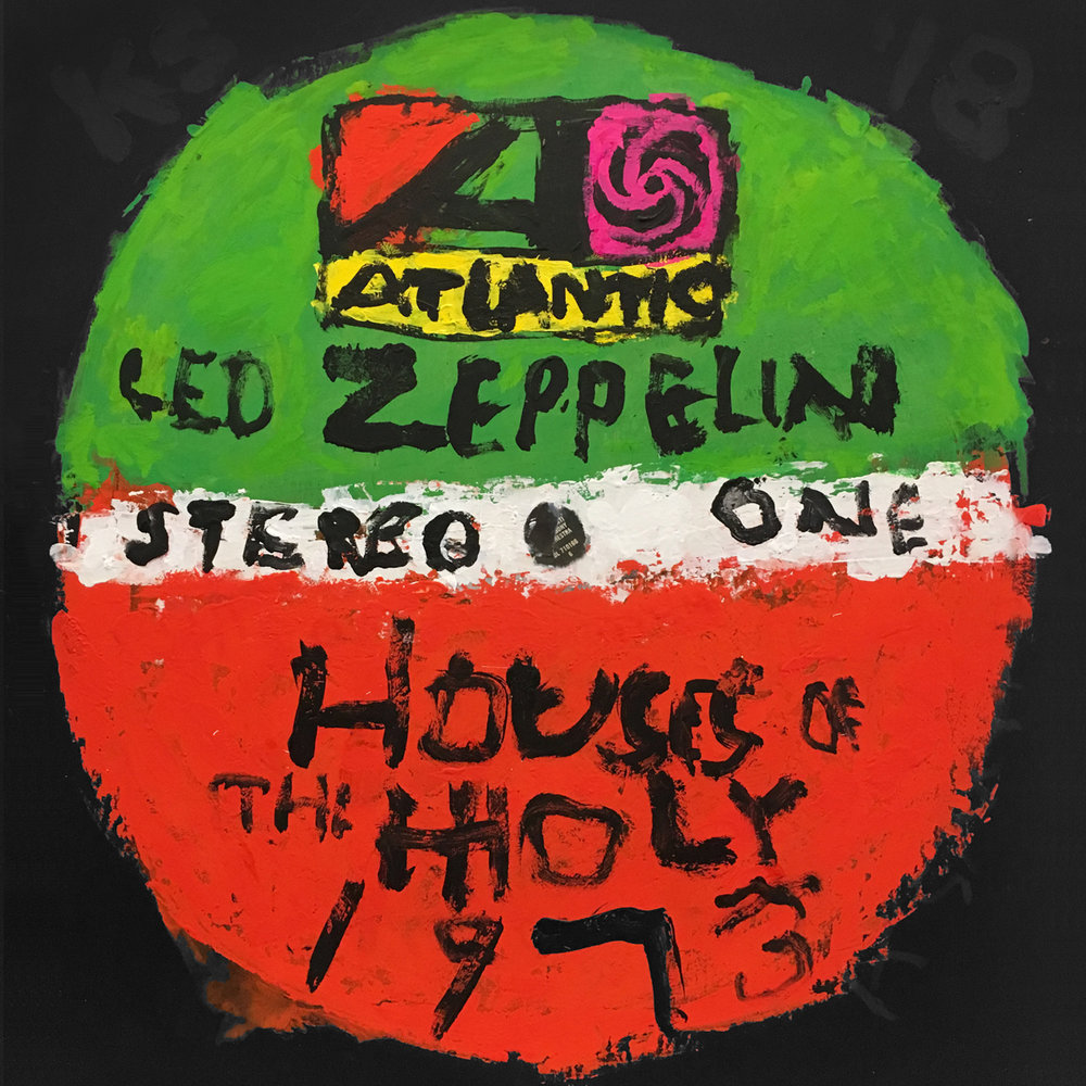 Led Zeppelin / House of the Holy