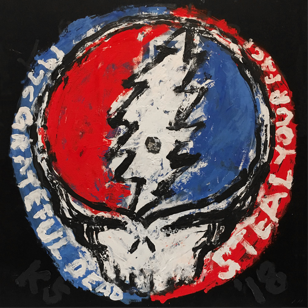 Grateful Dead / Steal your face #8