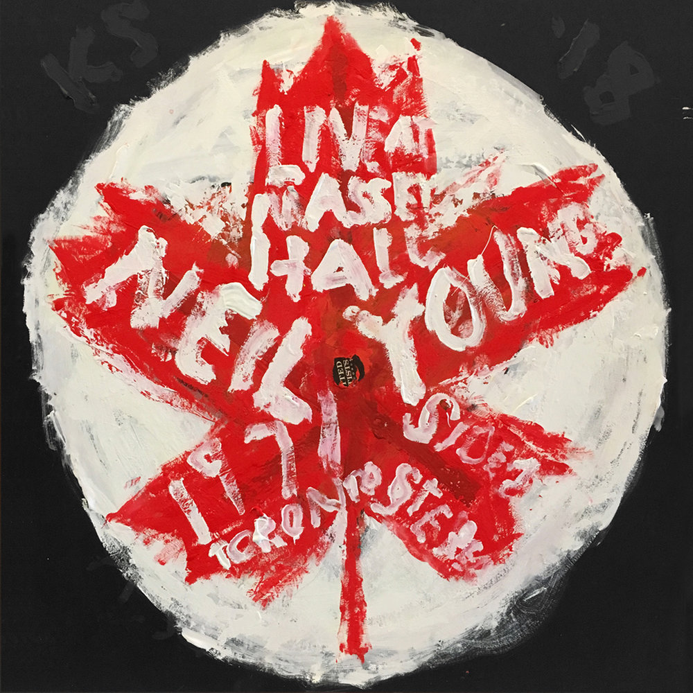 Neil Young / Live at Massey Hall #3