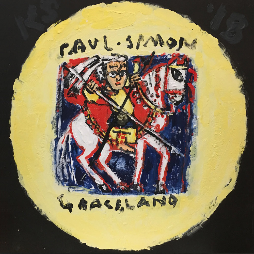 Paul Simon / Graceland