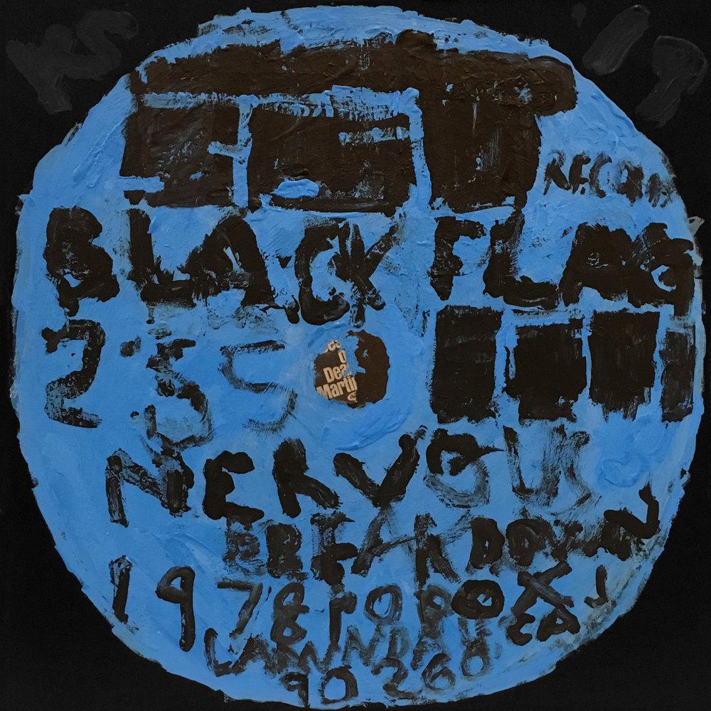 Black Flag / Nervous Breakdown