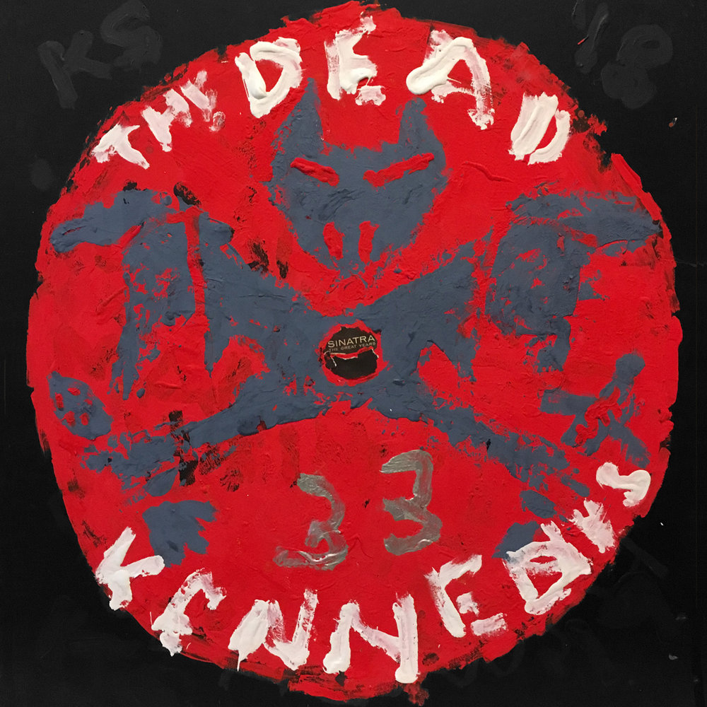The Dead Kennedys (red)
