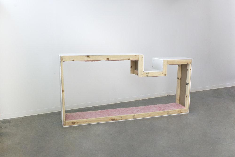 fiberglass insulation room