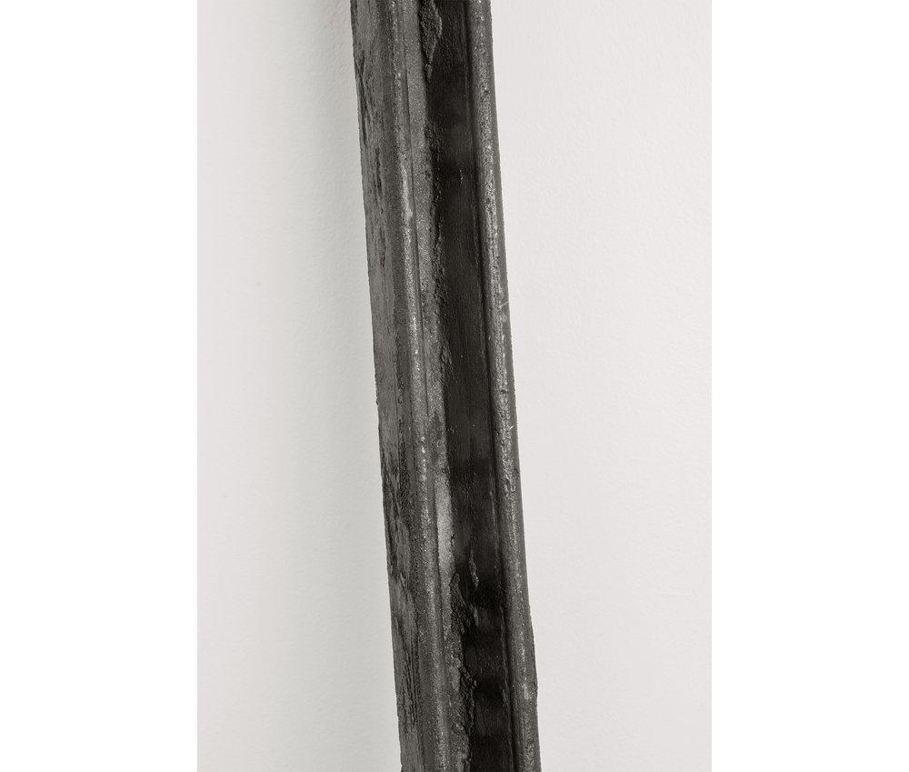 cast iron strut (detail)