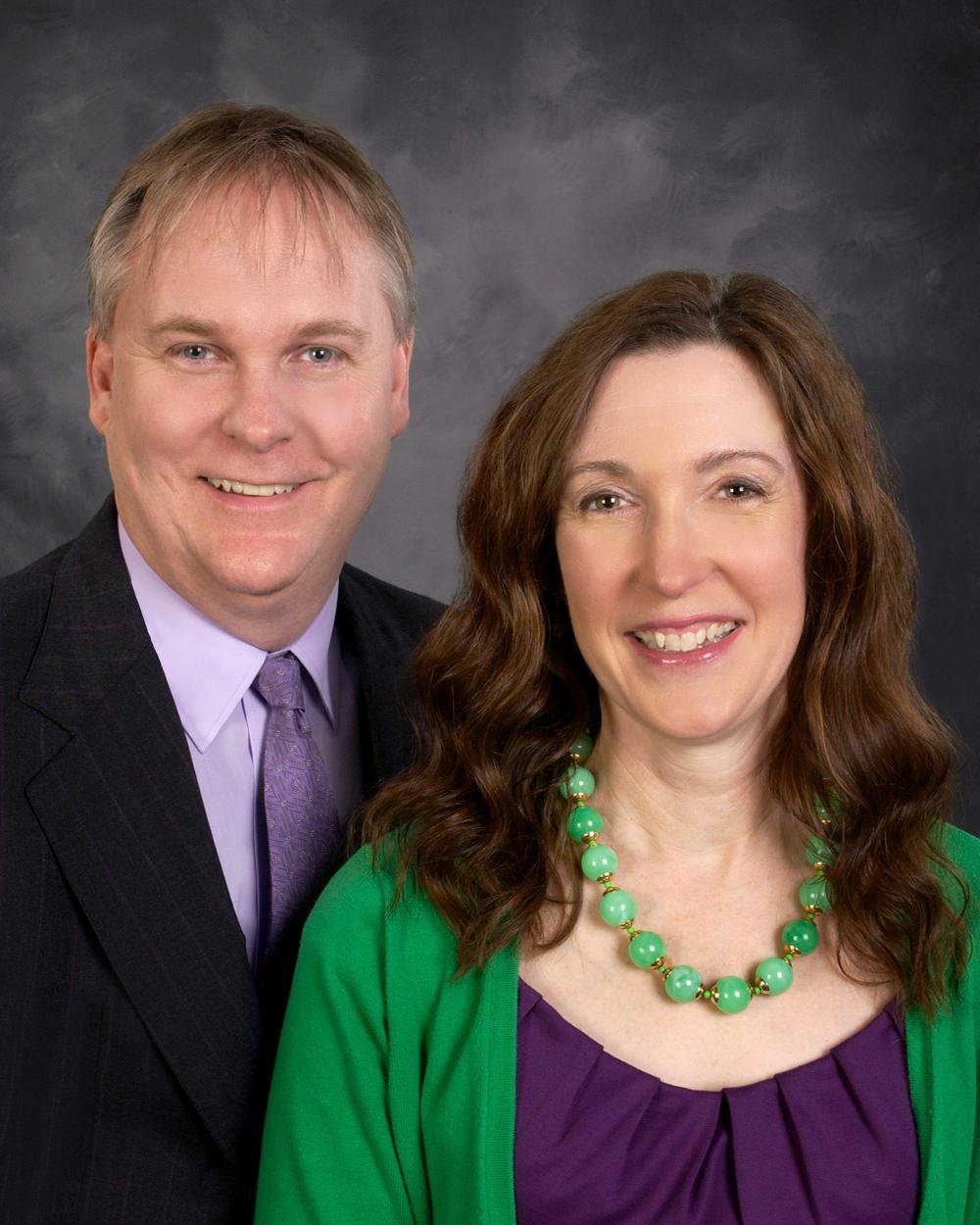 Bill and Kathy Brittain