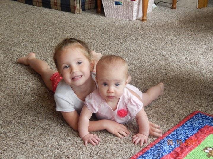 Bethany and Maria