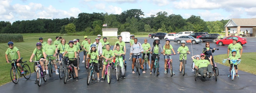 Our 2017 Bike-a-Thon in Hobart, Indiana