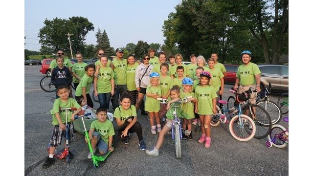 2017 Iowa Bike-a-Thon