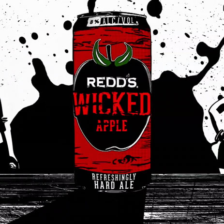 Redd's Wicked  Animated Shorts