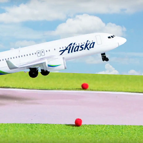 Alaska Airlines  Destinations In Motion