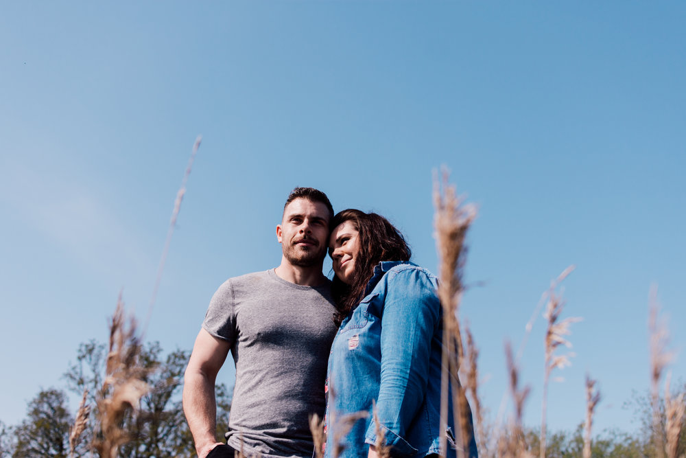 """- """"Just received our pre wedding photos back and we are both so happy with them, the quality is lovely ! And Richard managed to capture some lovely moments between us. We had such a lovely day and Richard's relaxed way to photos made us both feel at ease . Can't wait to see our wedding pictures now in September!""""- Emma+Jake, April 2018"""
