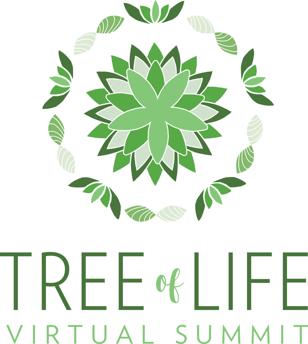 Tree of Life Virtual Summit logo design