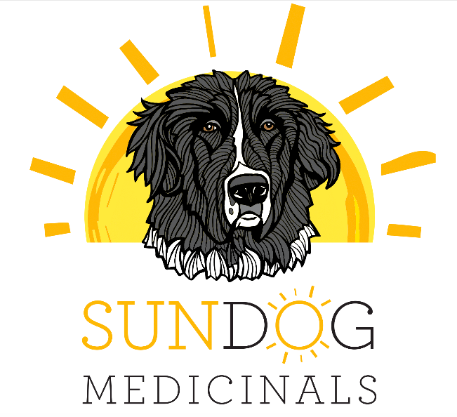 Sun Dog Medicinals Logo Design